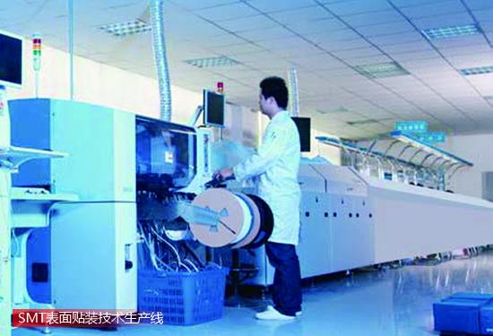 SMT 表面贴装技术生产线