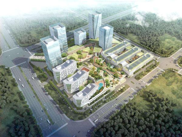 中国-马来西亚钦州产业园区科技园