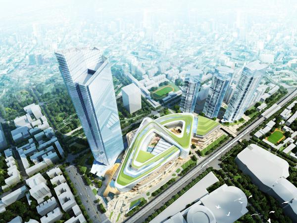 武汉恒隆广场