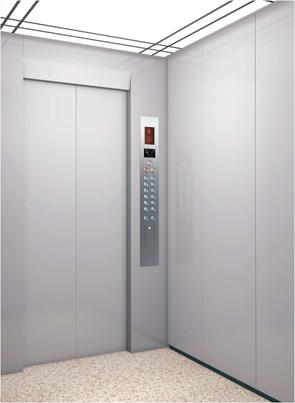西继迅达电梯开发的主动保护系统,电梯在运行过程中采用门区保护